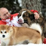 Собаки президента России Владимира Путина